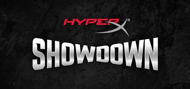 HyperX Announces The HyperX Showdown