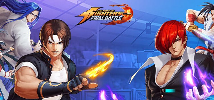 KOF Final Battle – AllStar is now open for pre-registration