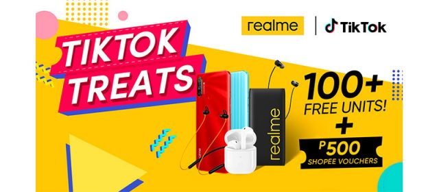 realme Philippines partners with TikTok for online campaign