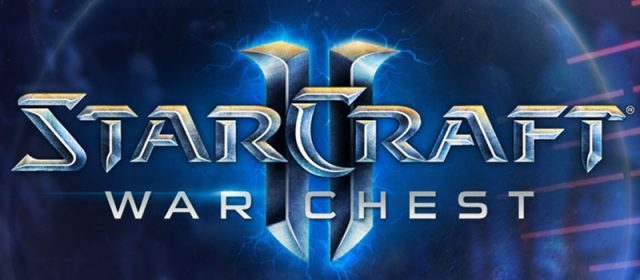Blizzard announces the Star Craft II War Chest 6