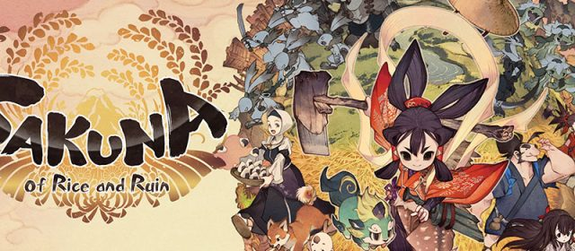 Sakuna: Of Rice and Ruin is coming to consoles 10/10/20
