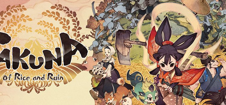 Sakuna Of Rice and Ruin is coming to consoles 10/10/20