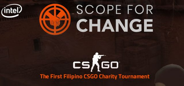 ROG partners with Scope For Change for CS:GO Charity Tournament