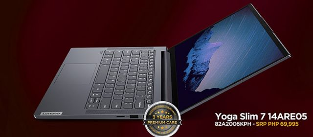 Lenovo Yoga Duet 7 and Slim 7 pre-order bundle promo announced
