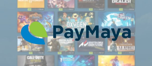 How to buy Steam games via PayMaya