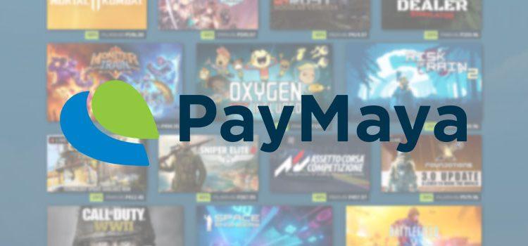 How to buy Steam games via PayMaya