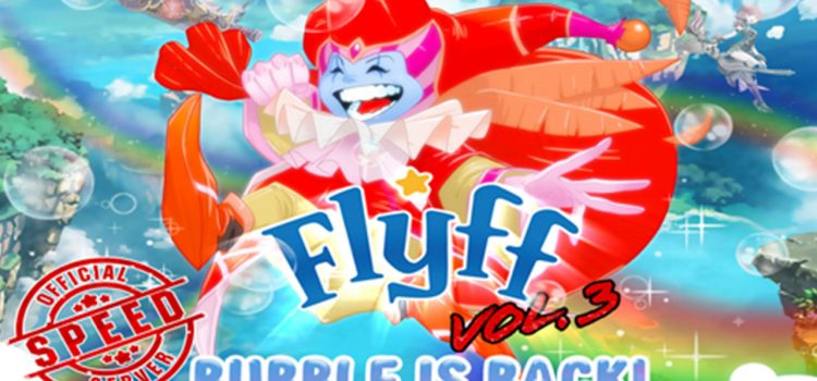 "Flyff Speed Server ""Bubble"" Opening On 9/23"
