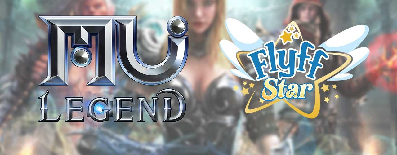PlayPark's New Games: MU Legend and Flyff Star Announced