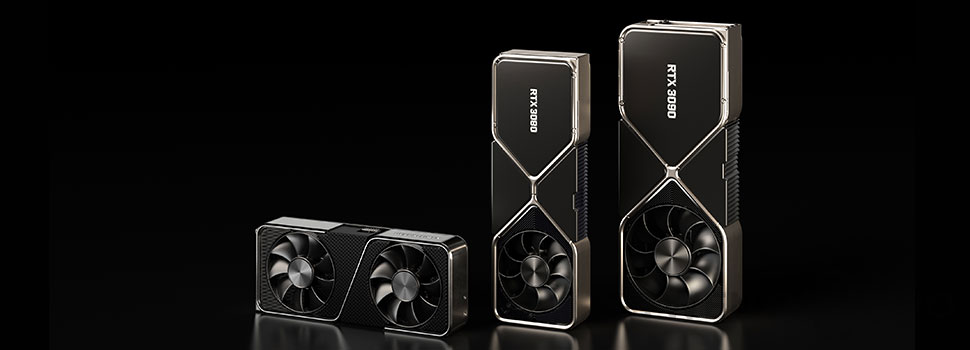 NVIDIA Announces RTX 30 Series Specs And Pricing