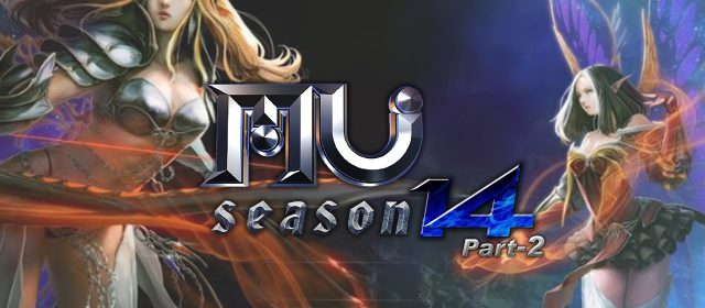 MU Online Season 14.2 Introduces New Rune Mage Class