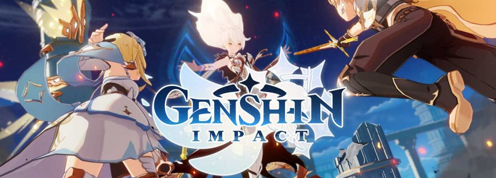 WHY PLAY | Genshin Impact