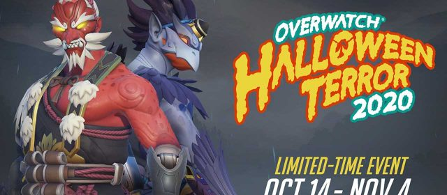 Overwatch Halloween Terror 2020 is now live