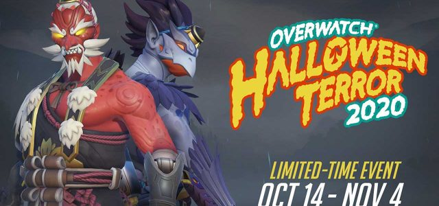Overwatch Halloween Terror 2020 is now live