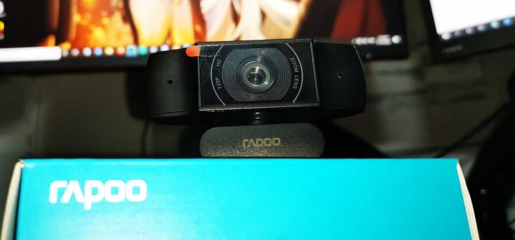 FIRST IMPRESSIONS | The Rapoo C200 Webcam