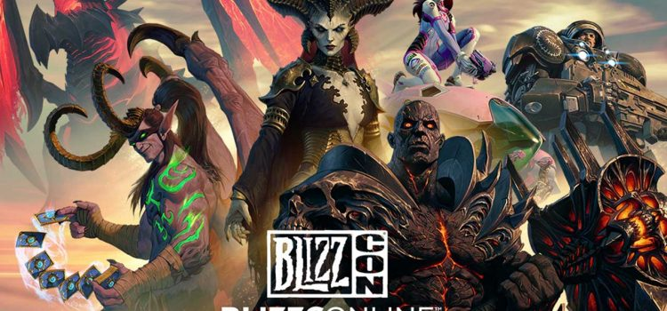 BlizzConline 2021 Is Happening February 20-21