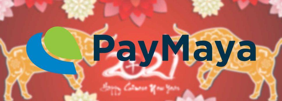 Send Ang Pao with PayMaya and Win A Samsung Galaxy S21 Ultra 5G!