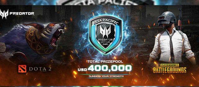 The Predator League 2020/21 Is Set For April