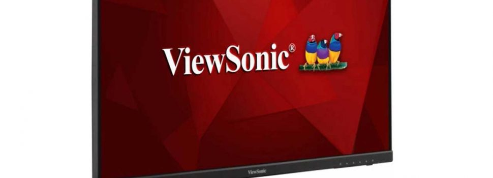 ViewSonic Introduces the new XG2705-2K Gaming Monitor