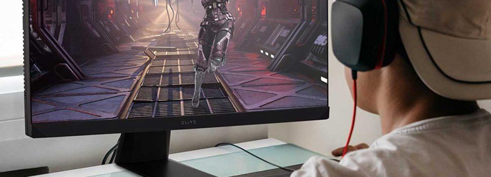 The ViewSonic Elite, XG, and VX Series Gaming Monitors