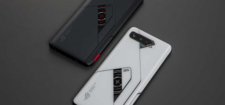 The New ROG Phone 5 Is Now Available With Complete Accessory Lineup