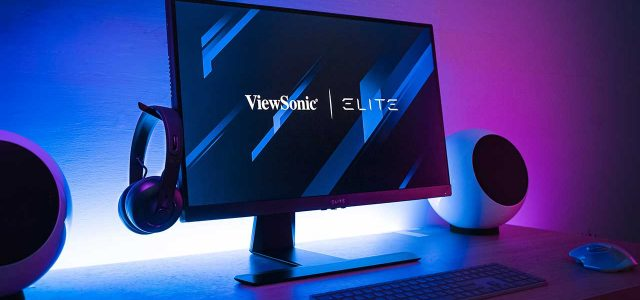 ViewSonic Provides QHD Support for Next-Gen Consoles