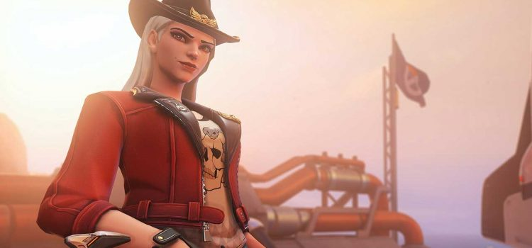 The Overwatch Ashe's Deadlock Challenge Event Is Live