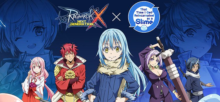 Ragnarok X: Next Generation Collab Event With 'Tensura' Is Live