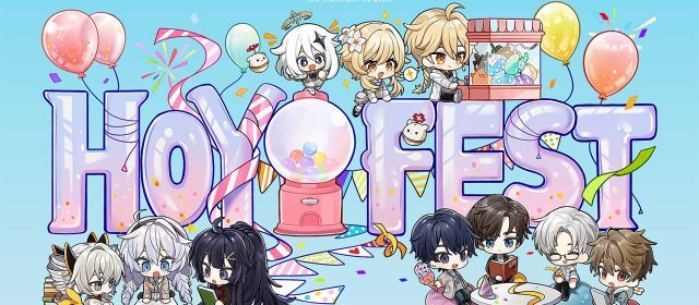 MiHoYo launches HoYo FEST this November