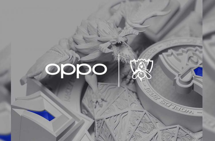 OPPO Partners with Riot Games for the 2021 League of Legends World Championship